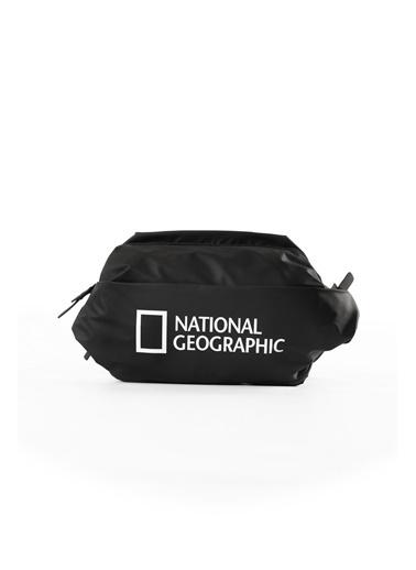National Geographic Omuz Çantası Siyah